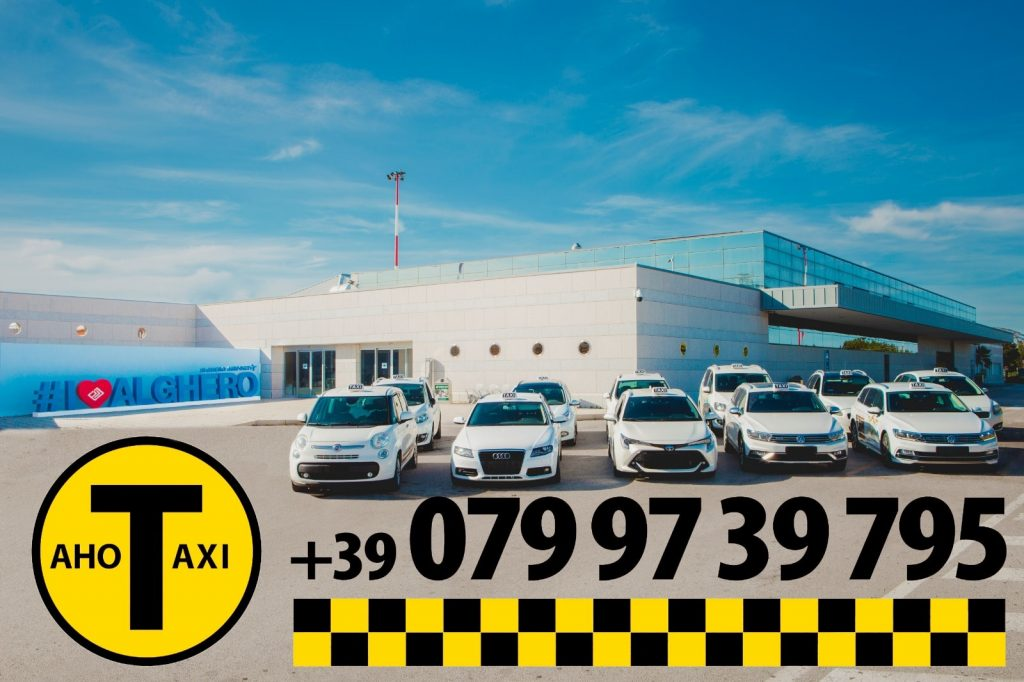 alghero taxi